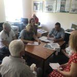 Засідання Вченої ради Національного історико-меморіального заповідника «Бабин Яр»