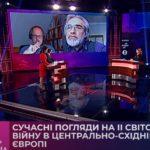 """Про меморіалізацію Бабиного Яру - на телемарафоні """"""""Мир і війна"""""""