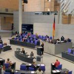 Бундестаг одобрил создание в Берлине Мемориала жертвам Второй мировой